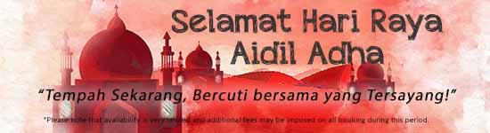 Hari Raya Aidil Adha Holiday